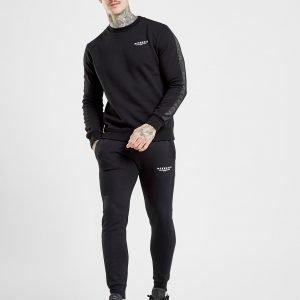 Mckenzie Essential Cuffed Track Pants Musta