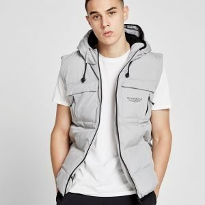 Mckenzie Mechanical Gilet Harmaa