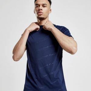 Mckenzie Milton T-Shirt Sininen