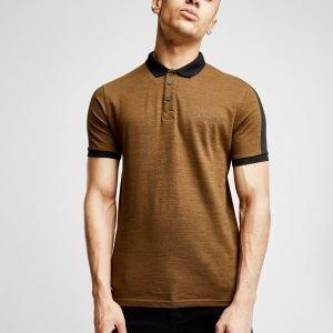 Mckenzie Pathfinder Polo Shirt Ruskea