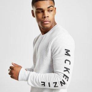 Mckenzie Tigris Crew Sweatshirt Harmaa
