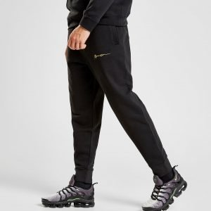 Mennace Signature Track Pants Musta