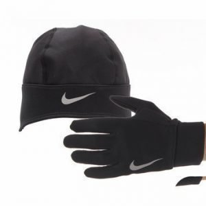 Mens Run Thermal Beanie/Glove Pack