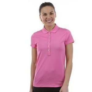 Mindy Cap/S Polo Shirt