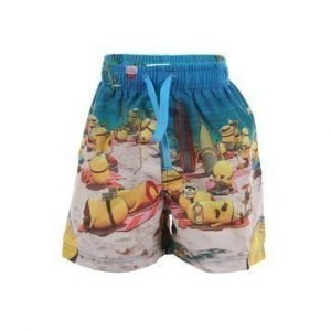 Minions Swim Shorts Beach