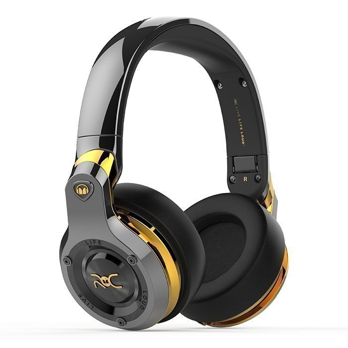 Monster ROC Sport Black Platinum Over Ear
