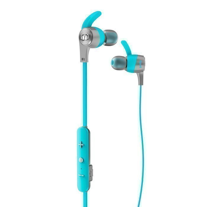 Monster iSport Achieve Wireless In-Ear Headphones blue