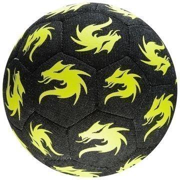 Monta Jalkapallo StreetMatch Musta/Keltainen