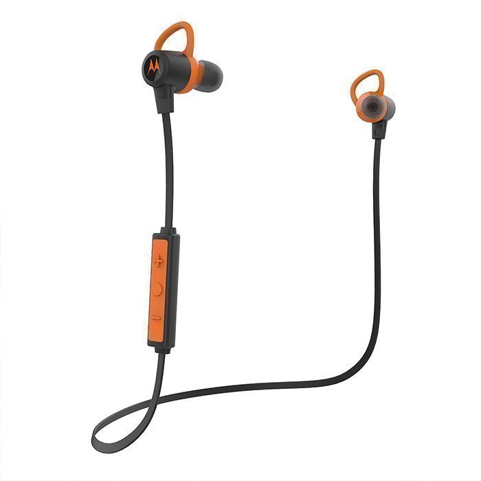 Motorola Verve Loop Wireless In-ear BT Black/Orange