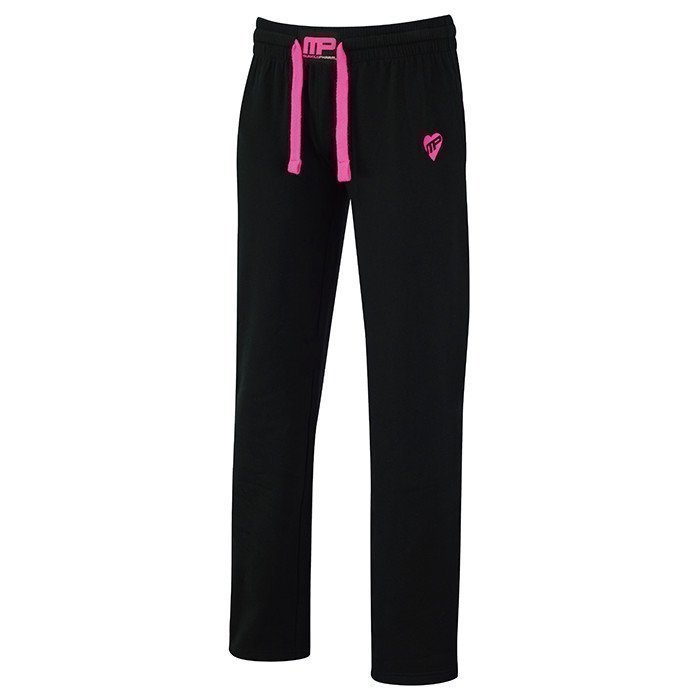 MusclePharm MP Womens Jogger Black / Pink