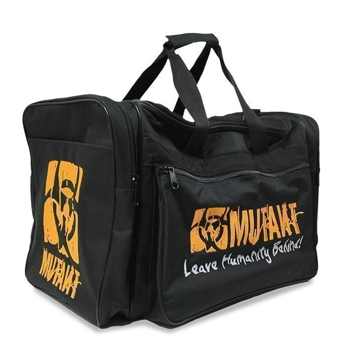 Mutant Lift To Kill Gym Bag (Black)