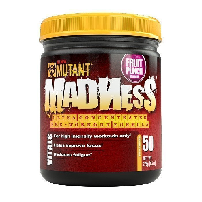 Mutant Madness 275g Sour Fuzzy Peach