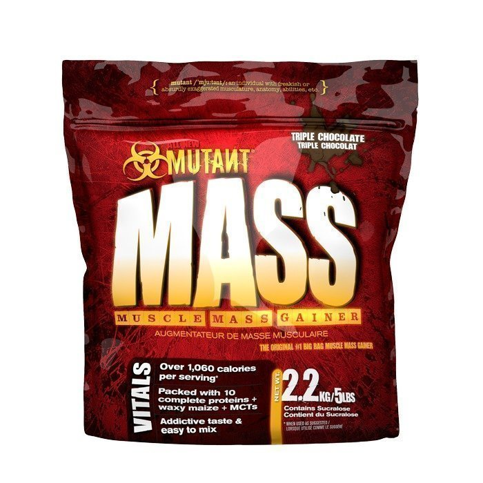 Mutant Mass 2