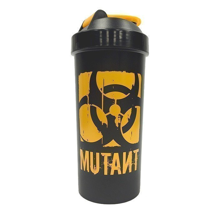 Mutant Nation Shaker Black 1L