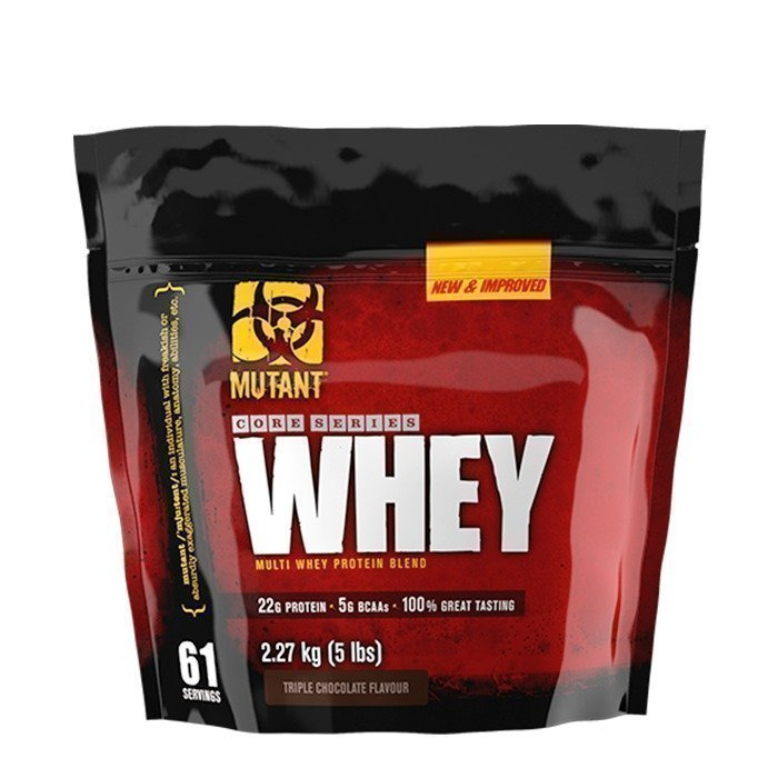 Mutant Whey 908 g Cookies & Cream