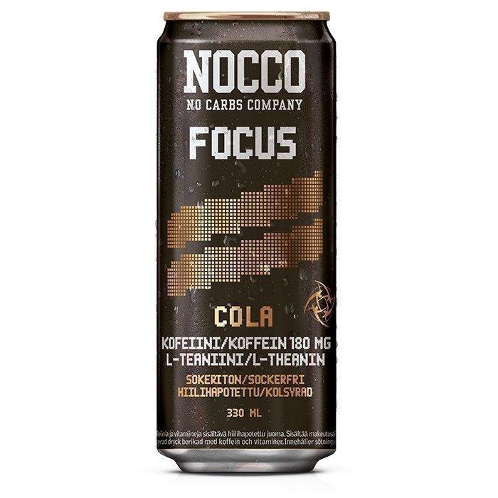 NOCCO Focus 330 ml Cola
