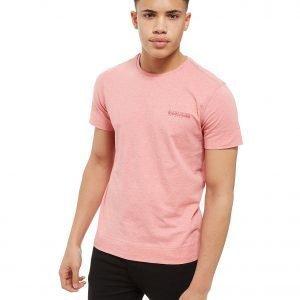 Napapijri Short Sleeve Shew T-Shirt Vaaleanpunainen