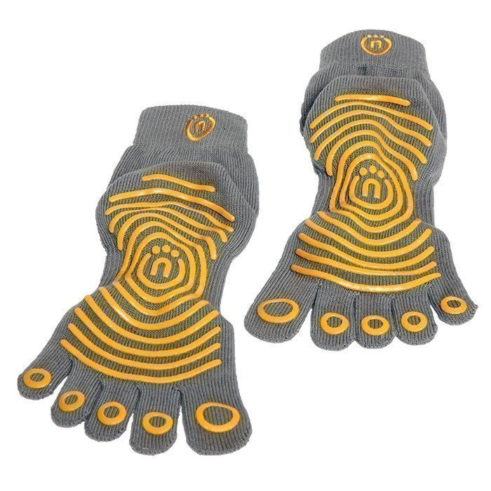 Natural Fitness Grip Socks M/L