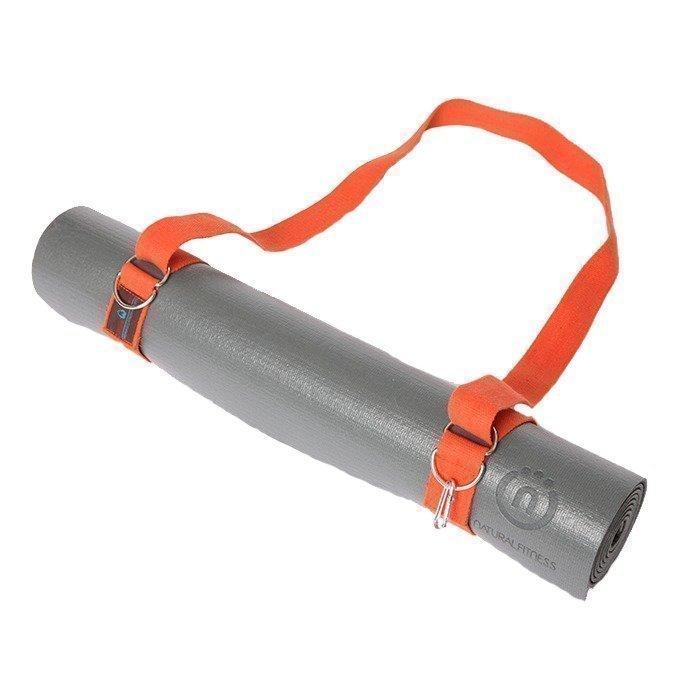Natural Fitness Hemp Yoga SlingStrap- Flame