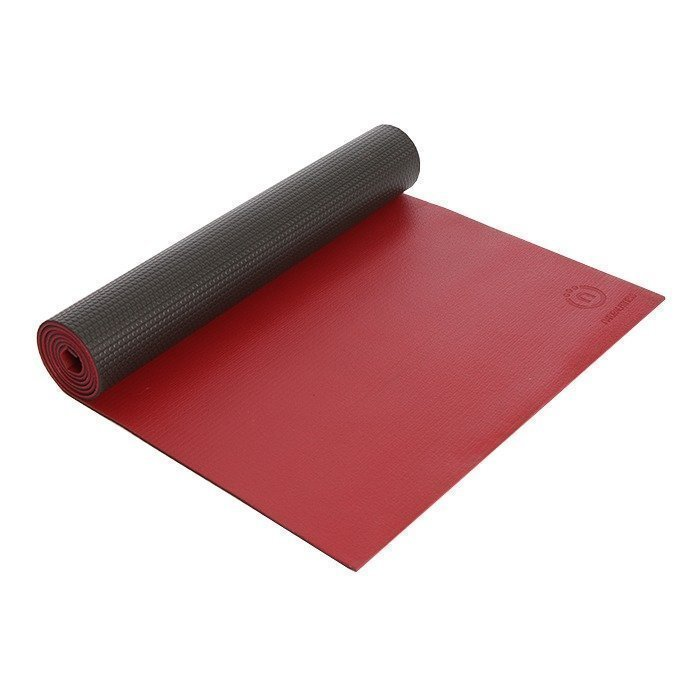 Natural Fitness Warrior Mat. Crimson