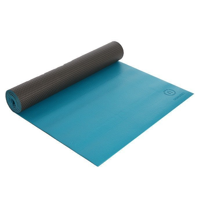 Natural Fitness Warrior Mat. Teal