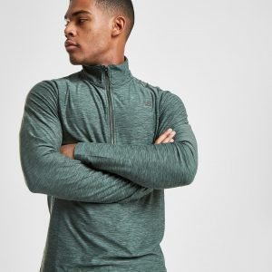 New Balance Core 1/4 Zip Top Vihreä