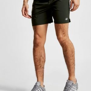 New Balance Core Running Shorts Vihreä