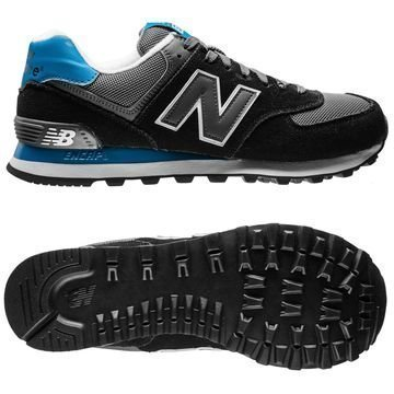 New Balance ML574CPU Musta/Sininen
