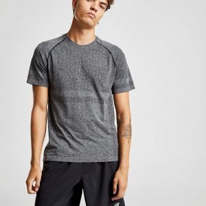 New Balance Seamless T-Shirt Harmaa