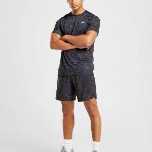 New Balance Transform 2-In-1 Shorts Musta