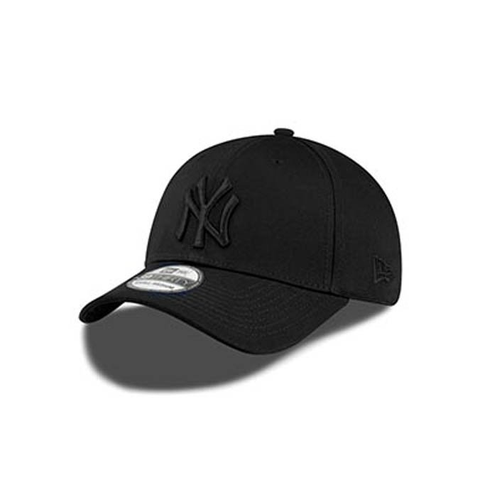 New Era 39Thirty League Basic Neyyan black L/XL