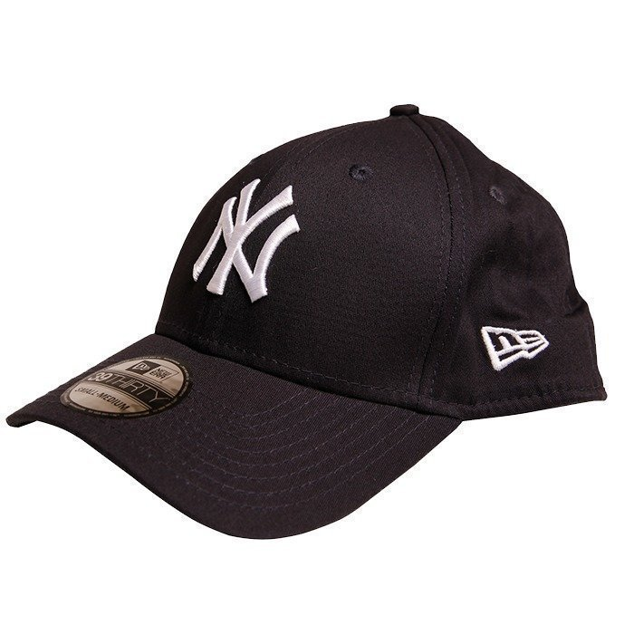 New Era 39Thirty League Basic Neyyan black/white SM