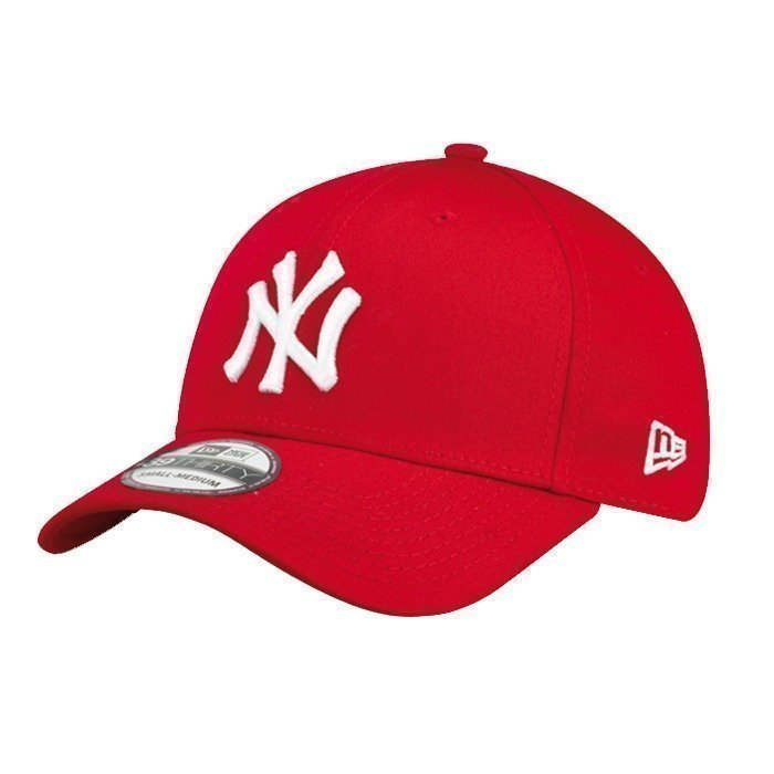 New Era 39Thirty League Basic Neyyan scarlet SM