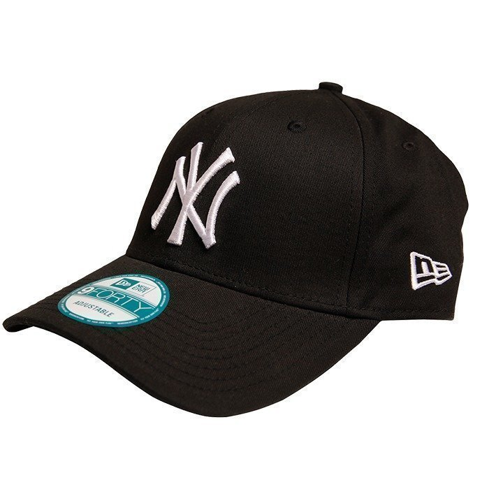 New Era 940 League Basic Neyyan black OS