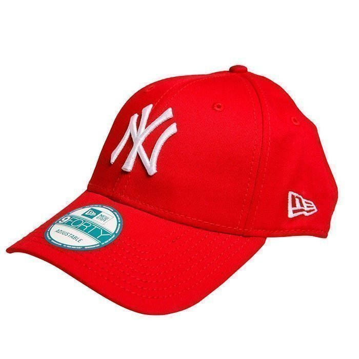 New Era 940 League Basic Neyyan scarlet OS