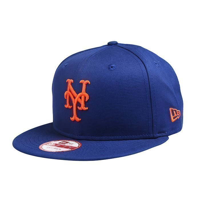 New Era 9Fifty League Essential New York Mets Blue Medium/Large