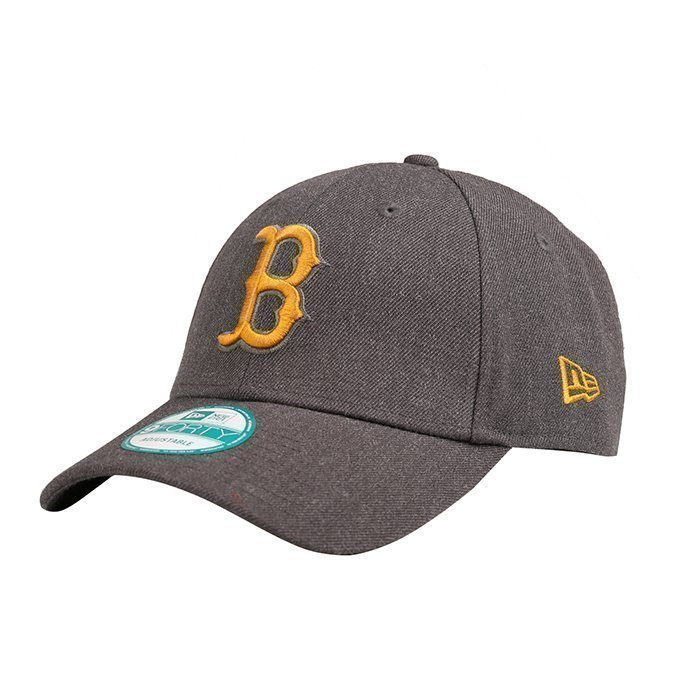 New Era 9Forty Contrast Boston Red Sox Brown One Size