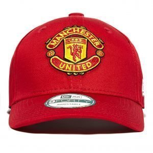 New Era 9forty Manchester United Adjustable Cap Punainen