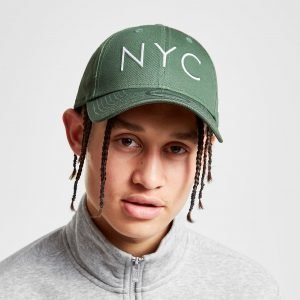 New Era 9forty Nyc Cap Vihreä