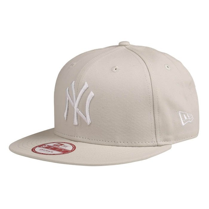 New Era League Essential 950 Neyyan Stone/Optic White