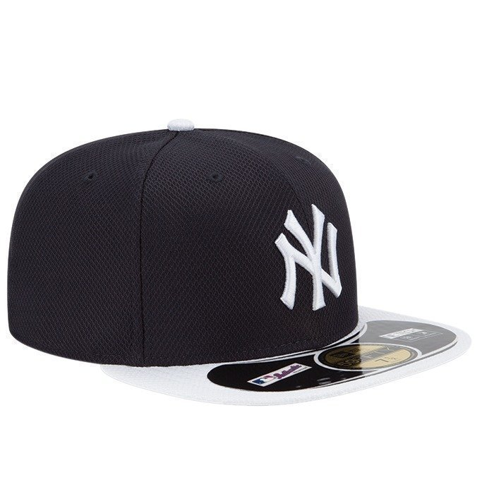 New Era MLB BP 5950 Neyyan dark navy/white 7 1/2