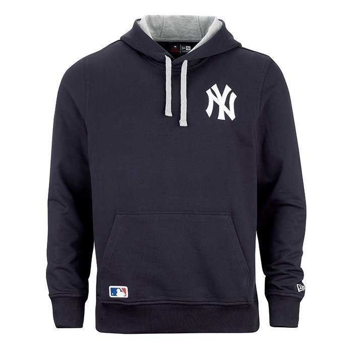 New Era MLB PO Hoody New York Yankees Navy L