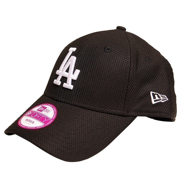 New Era MNO 940 DE Trainer Losdod Black/White OS