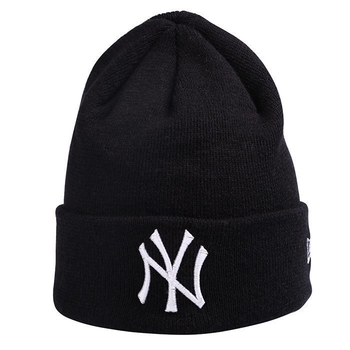 New Era MNO Basic Cuff Knit New York Yankees Navy One Size
