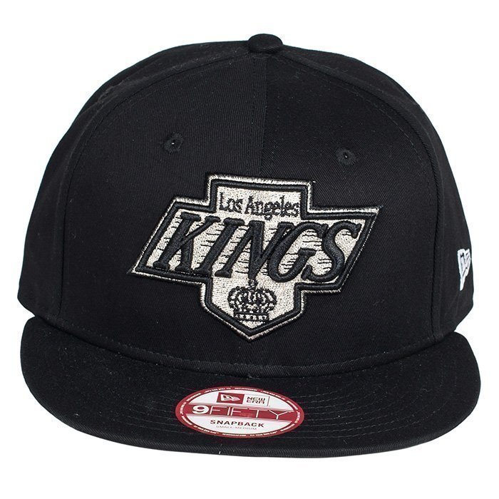 New Era MNO NHL Black Basic Loskinvc Black S/M