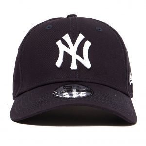 New Era Mlb New York Yankees 9forty Cap Laivastonsininen