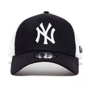 New Era Mlb New York Yankees Snapback Trucker Cap Laivastonsininen