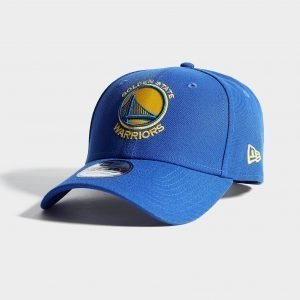 New Era Nba Golden State Warriors 9forty Cap Sininen
