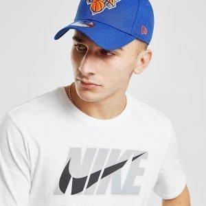 New Era Nba New York Knicks 9forty Cap Sininen