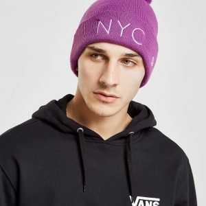 New Era Pom New York City Pipo Violetti